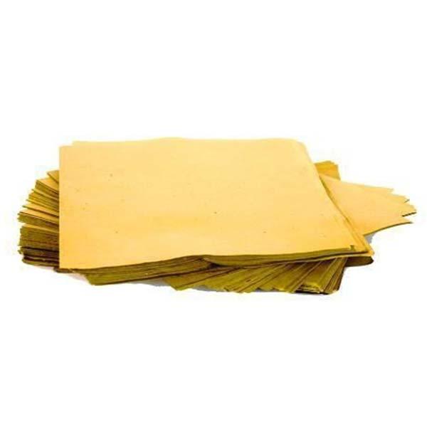 Tovagliette carta paglia alimentare