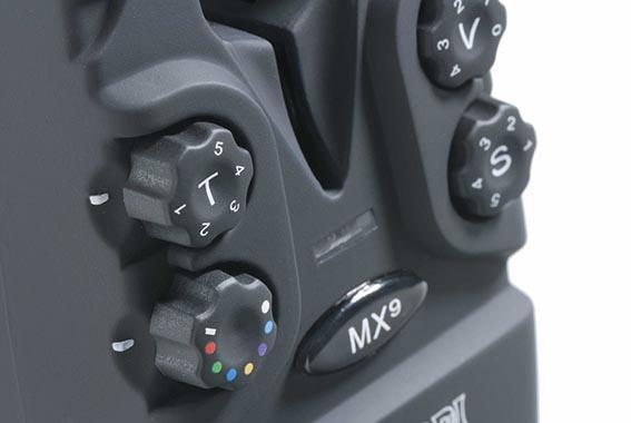 MX9 Wireless 3+1