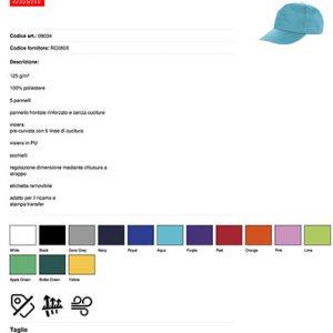 Cappellino Houston